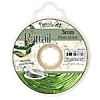 Rattail Cord 3mm 10 Yds With Re-useable Bobbin Olive